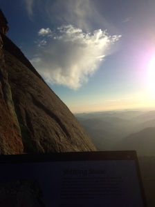 Almost the top of Moro Rock
